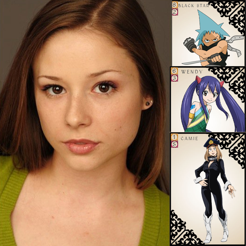 Brittney Karbowski Voice Actor